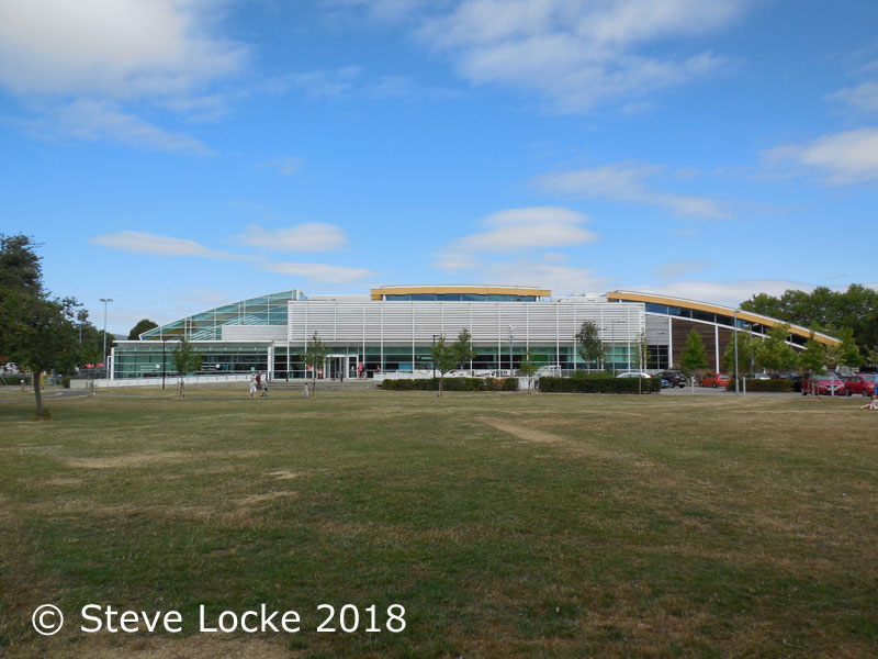 Aqua Vale Aylesbury - Swimming and Fitness Centre - Photos of Aylesbury