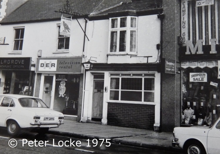 The Eagle Aylesbury - Old Photos - Aylesbury's Lost Pubs