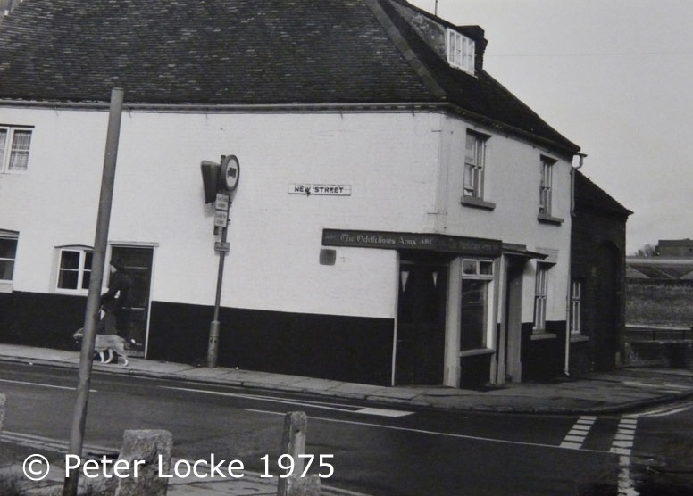 The Oddfellows Arms Aylesbury - Old Photos - Aylesbury's Lost Pubs